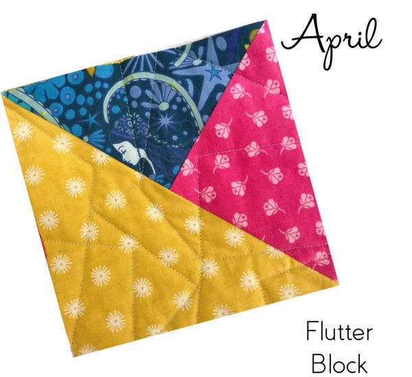Flutter Block Sew Hometown