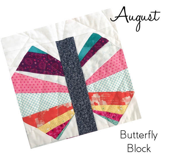Sew Hometown - Butterfly Block