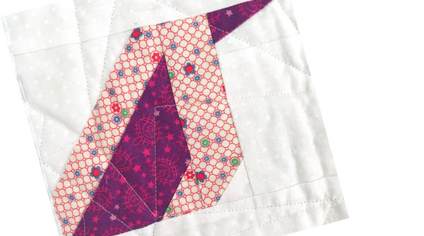 Finch Quilt Block | Sew Hometown